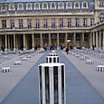 Palais Royale Courtyard