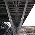 Under the Bridge on the Seine