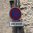 Axe Rouge